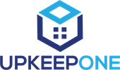 Upkeepone: Local Cheap Electrician, Plumber, Heating Engineer, Best One Logo